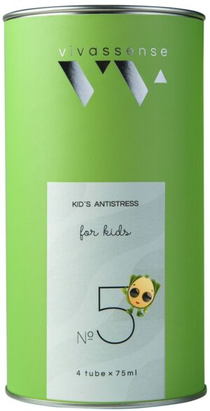 Биопаста Vivassense №5 Kids Antistress